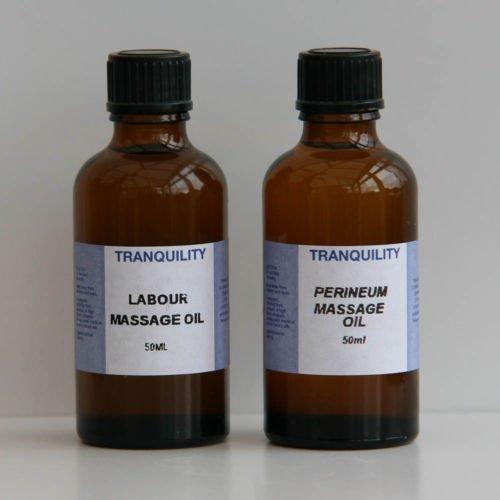 Buy Pregnancy  Labour Massage Oil Set-1845
