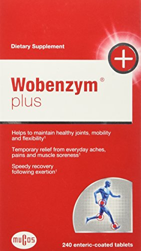 Buy Douglas Labs Wobenzym Plus Systemic Enzymes 240ct