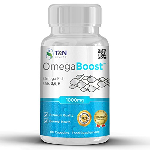 Buy omega boost high strength premium quality omega 3 6 for High quality fish oil