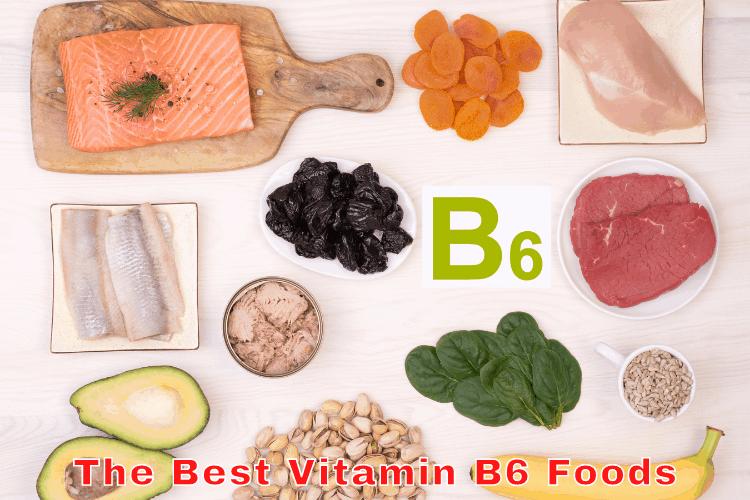 Vitamin B6 Foods For Good Health