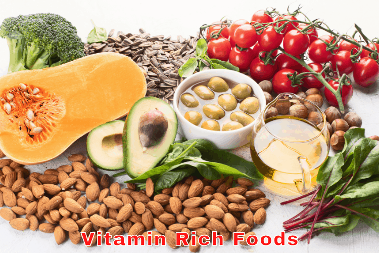 Vitamin Rich Foods  Why You Should Eat Them
