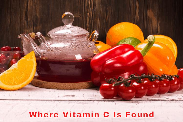 Where Vitamin C Is Found